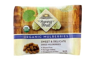 Picture of Sunny Fruit- Organic Mulberries 30g