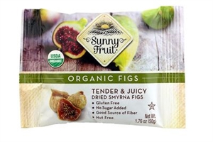 Picture of Sunny Fruit- Organic Figs 50g