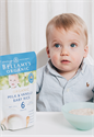 Bellamy's Organic Milk & Vanilla Baby Rice 125g
