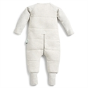 PREORDER ErgoPouch Winter Onesie (3.5 Tog) - Grey Marle (Available All Sizes Except 4-5)