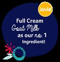 Jovie Organic Goat Follow On Milk - 6 -12 months  800g/28oz