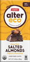Picture of Alter Eco, Organic Chocolate,  Alter Eco, Organic Chocolate, Deep Dark Salted Almonds, 80g