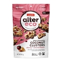Picture of Alter Eco, Organic Dark Chocolate - Cherry & Almond Butter Coconut Clusters