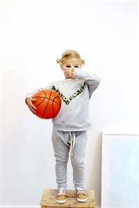 Picture of Andie Kids Captain Suit Set - Sweater & Pants