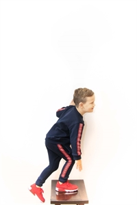 Picture of Andie Kids Hero Suit Set - Sweater & Pants