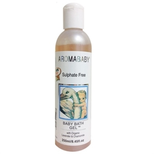Picture of AromaBaby Baby Bath Gel 250ml