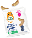 Picture of Baby Bellies- Organic Blueberry Puffs