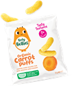 Picture of Baby Bellies- Organic Carrot Puffs