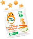 Picture of Baby Bellies- Organic Carrot & Apple Nibblers