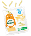 Picture of Baby Bellies- Organic Cheese & Herb Fiddlesticks