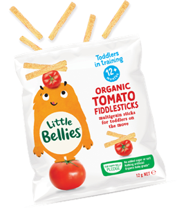 Picture of Baby Bellies- Organic Tomato Fiddlesticks