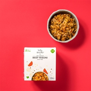 Picture of Baby Bistro Beef Risoni Twin Pack 200g x 2 – Suitable for 6-18 months+