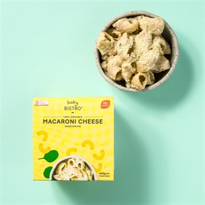 Picture of Baby Bistro Macaroni & Cheese 200g – Suitable for 12 months – 5 years+