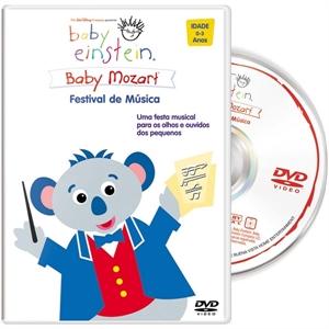 Picture of Baby Einstein Baby Mozart - Music Festival DVD