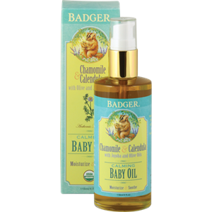 Picture of Badger Baby Oil 118ml