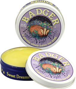 Picture of Badger Night Night Balm 56gm