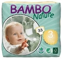 Picture of Bambo Nature size 3 Midi (33x5-9kg)