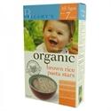 Picture of Bellamy's Organic Brown Rice Pasta Stars 200gm