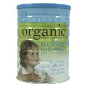 Picture of Bellamy's Organic Formula Toddler Growing Up Step 3