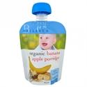 Picture of Bellamy's Organic Ready To Eat Meal Banana Apple Porridge  (6x90gm)