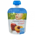 Picture of Bellamy's Organic Ready To Eat Meal  Peach & Apple (6x90gm)