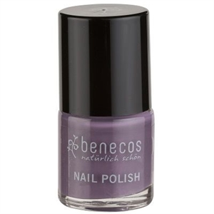Picture of Benecos Nail Polish French Lavendar 9ml