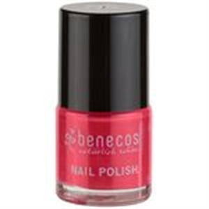 Picture of Benecos Nail Polish Hot Summer 9ml