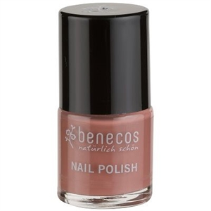 Picture of Benecos Nail Polish Rose Passion 9ml