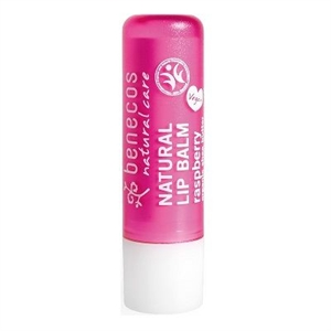 Picture of Benecos Natural Lip Balm - Raspberry 4.8g