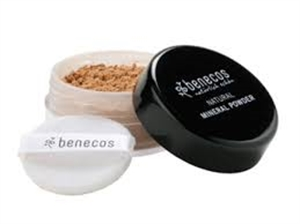 Picture of Benecos Natural Mineral Powder Golden Hazelnut 10gm