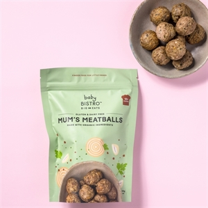 Picture of Big Eats Mum's Meatballs 310g – Suitable for 12 months+
