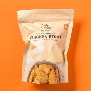 Picture of Big Eats Real Chicken Strips 310g – Suitable for 12 months+