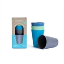 Picture of Bobo&boo Cup Set Coastal 4pk
