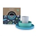 Picture of Bobo&boo Plant-Based Dinnerware Set – Lagoon