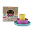 Picture of Bobo&boo Plant-Based Dinnerware Set – Tropical