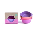 Picture of Bobo&boo Snack Bowls Sunset 4pk