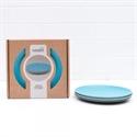 Picture of Bobo&boo bamboo Plate set – coastal 4pk