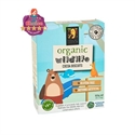 Picture of Byron Bay Cookies Organic Wildlife Kids Biscuits - Cocoa - 100g Box (10 x 10g)