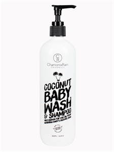 Picture of Chamonix Rain Coconut Baby Wash & Shampoo 500ml