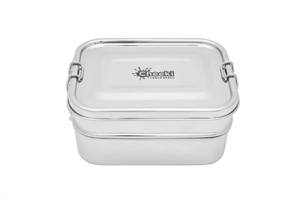 Picture of Cheeki 1 Litre Lunch Box - Double Stacker