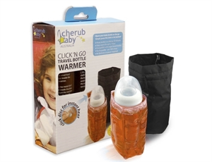 Picture of Cherub Baby Click n Go Travel Bottle Warmer
