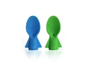 Picture of Cherub Baby Universal Food Pouch Spoons 2 pack – Blue Green