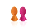 Picture of Cherub Baby Universal Food Pouch Spoons 2 pack – Pink Orange