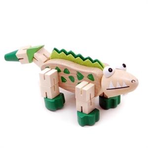 Picture of Click & Lock Crocodile, Giraffe, Lion & Elephant