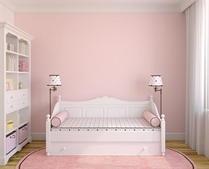 Picture of Conscious Paint in Heavenly Pink - In 5 Gorgeous Nursery Colours