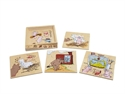 Picture of Discoveroo Layered Story Puzzle - 3 Little Pigs