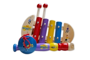 Picture of Discoveroo The Wiggles Mini Music Set