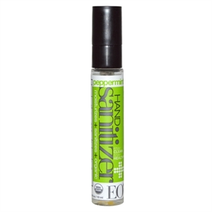 Picture of EO Products  Peppermint Hand Sanitizer 10ml