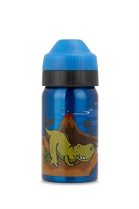 Picture of EcoCocoon Stainless Steel 350ml Dino Party Blue
