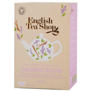 Picture of English Tea Shop Organic Calming Blend Teabags 20pc